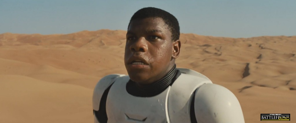 The Force Awakens Trailer - Stormtrooper