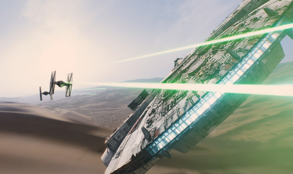The Force Awakens IMAX Update
