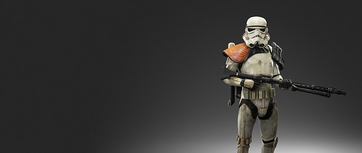 Sandtrooper Player Model