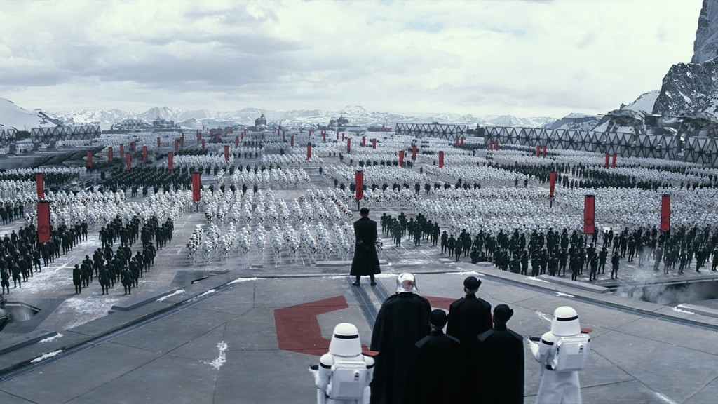 First Order Starkiller Base