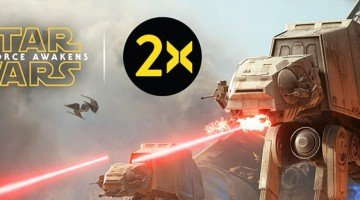 Double XP Weekend for Battlefront
