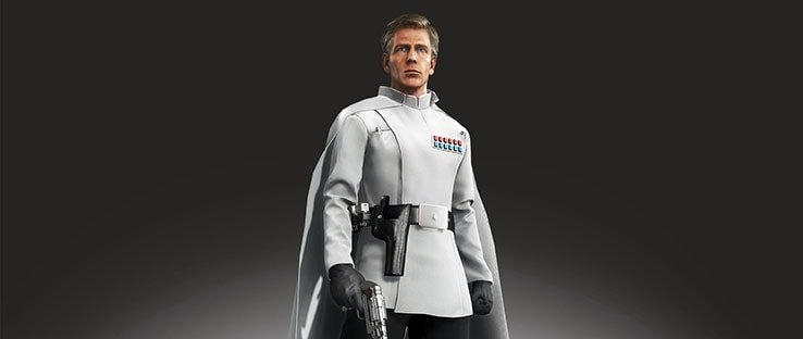 Orson Krennic Hero in Battlefront