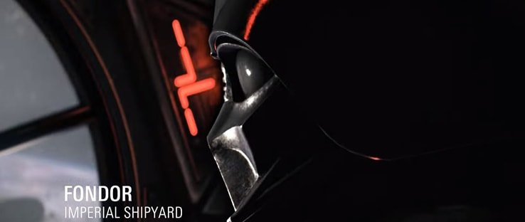 Darth Vader in Starfighter Assault