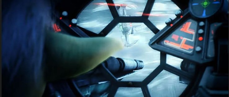 Yoda in Starfighter Assault Game Mode